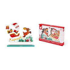 Achat Mes premiers jouets Puzzle Vertical Magnétique - Le Traîneau du Père-Noël