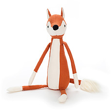 Achat Peluche Peluche Renard Skandoodle Fox 39 cm