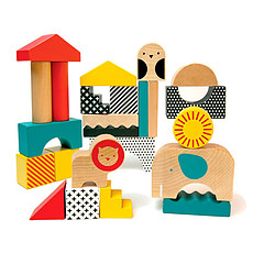 Achat Mes premiers jouets Blocs de Construction Safari