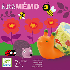 Achat Mes premiers jouets Little Mémo