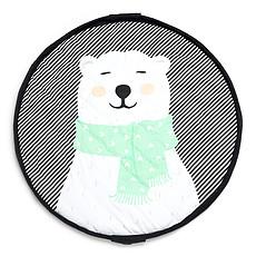 Achat Rangement jouet Sac à Jouet / Tapis de Jeu Ø 120 cm - Polar Bear