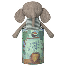 Achat Peluche Jungle Friends - Elephant
