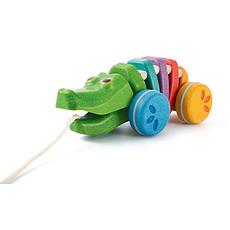 Achat Mes premiers jouets Alligator Arc-En-Ciel