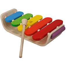 Achat Mes premiers jouets Xylophone Ovale