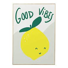 Achat Décoration Affiche Good Vibes