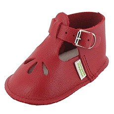 Achat Chaussons & Chaussures Chaussures à boucle CROISEUR 3-6 mois - rouge