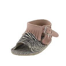 Achat Chaussons & Chaussures Sandales CLOE 3/6 mois - Rose / Zèbre