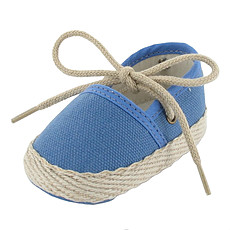 Achat Chaussons & Chaussures Espadrille DICTINE 6/12 mois - Bleu