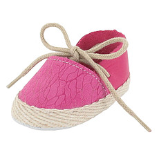 Achat Chaussons & Chaussures Espadrille DICTINE Fuschia