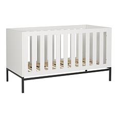 Achat Lit bébé Lit Bébé Havana Blanc - 70 x 140 cm