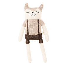 Achat Doudou Soft Toy Fawn Overalls