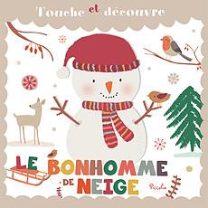 Achat Livre & Carte Le Bonhomme de Neige
