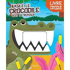 Achat Livre & Carte Basile le Crocodile veut se Reposer