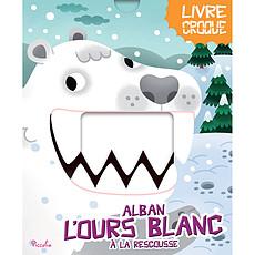 Achat Livre & Carte Alban l'Ours Blanc