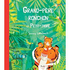 Achat Livre & Carte Grand-Père Ronchon et Petit Tigre
