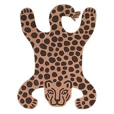 Achat Tapis Tapis Safari Leopard - 118 x 160 cm