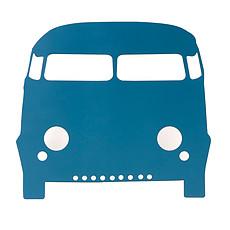 Achat Suspension  décorative Applique Car - Bleu Pétrole
