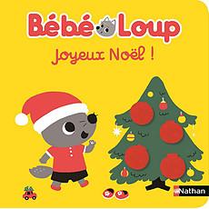 Achat Livre & Carte Joyeux Noël Bébé Loup