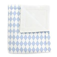 Achat Linge de lit Couverture Copenhague - Losanges Bleus