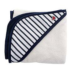 Achat Linge & Sortie de bain Serviette Papillon - Blue Stripes