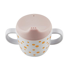 Achat Tasse & Verre Tasse d'apprentissage - Dots - Or / Rose