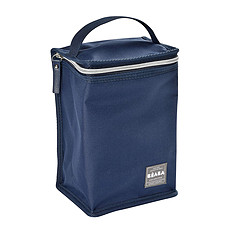 Achat Sac isotherme Pochette Repas Isotherme - Blue/Silver