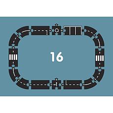 Achat Mes premiers jouets Circuit Flexible à Assembler - ExpressWay
