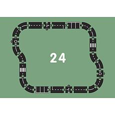 Achat Mes premiers jouets Circuit Flexible à Assembler - HighWay