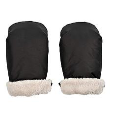 Achat Accessoires poussette Moufles Poussette - Noir
