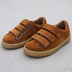 Achat Chaussons & Chaussures Basket Môme - Camel