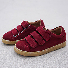 Achat Chaussons & Chaussures Basket Môme - Grenat