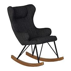 Achat Fauteuil Rocking Kids Chair De Luxe - Black