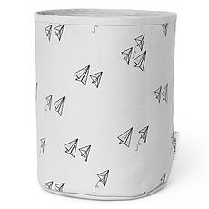 Achat Panier & corbeille Panier de Rangement Ella - Paperplane Dumbo Grey