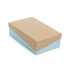 Achat Rangement Boîte de rangement noRdic - Petit Modèle Bleu
