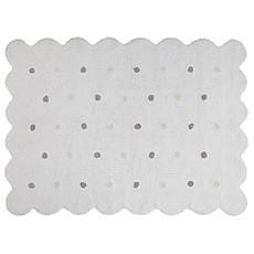 Achat Tapis Tapis Biscuit Blanc - 120 x 160 cm