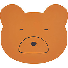 Achat Vaisselle & Couvert Set de Table Aura Mr. Bear - Moutarde