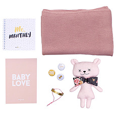 Achat Peluche Box Me Monthly - Fille
