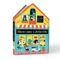 Achat Livre & Carte Collection Les Ingela - Bienvenue à Jolieville