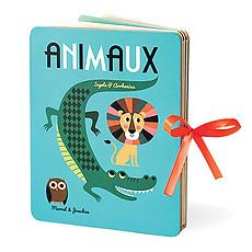 Achat Livre & Carte Leporello Animaux