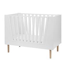 Achat Lit bébé Lit Bébé Evolutif Blanc - 70 x 140 cm