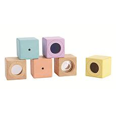 Achat Mes premiers jouets Blocs Sensoriels - Pastel