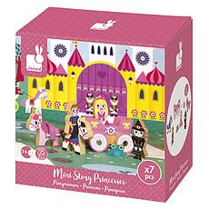 Achat Mes premiers jouets Mini Story - Princesses
