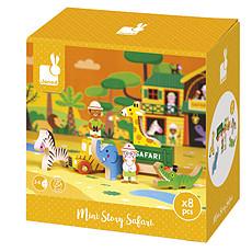 Achat Mes premiers jouets Mini Story - Safari