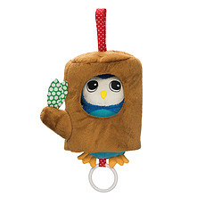 Achat Mobile Lullaby Hibou Musical