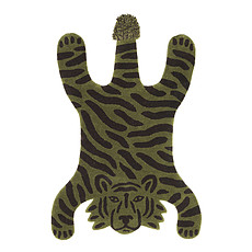 Achat Tapis Tapis Safari Tigre - 118 x 160 cm