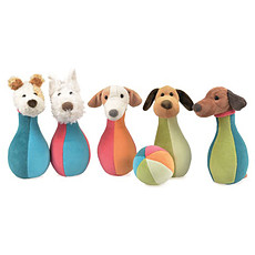 Achat Mes premiers jouets Jeu de Quilles Chiens