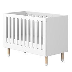 Achat Lit bébé Lit Bébé PLAY 120 x 60 cm - Blanc · Occasion
