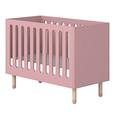 Achat Lit bébé Lit Bébé Play Rose - 60 x 120 cm