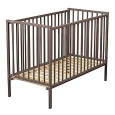 Achat Lit bébé Lit Bébé Rémi Taupe - 60 x 120 cm