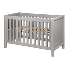 Achat Lit bébé Lit Bébé Stripes Griffin Grey - 60 x 120 cm